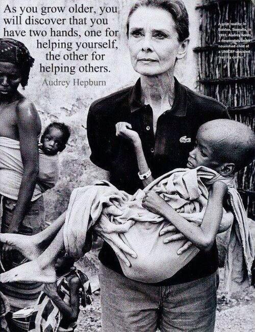 Unending Love, Audrey Hepburn's Favorite Poem by ...